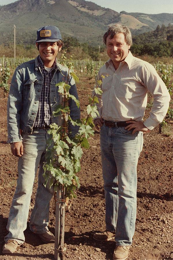 Sonoma Valley wine makers